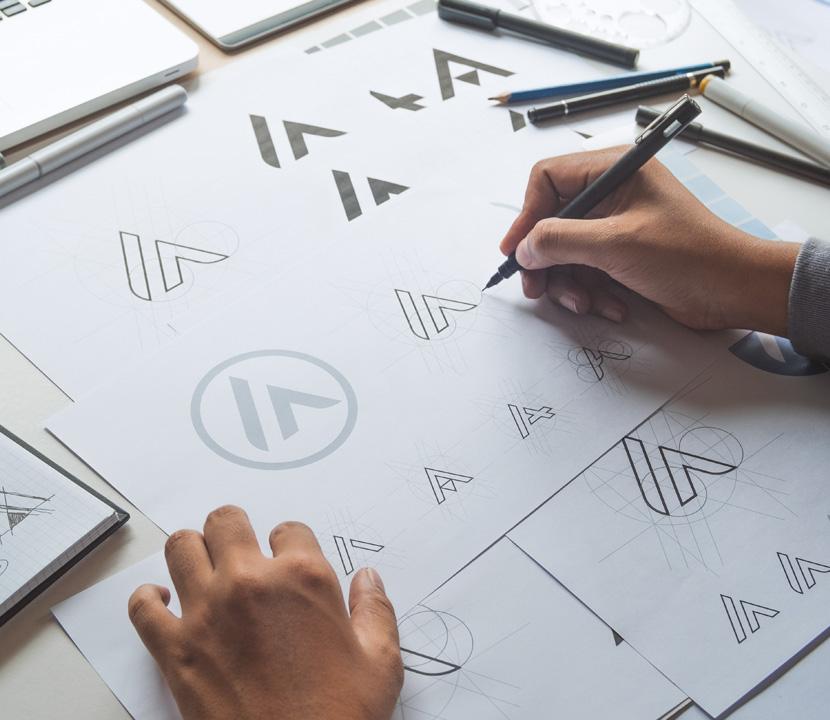 Projektowanie logo, logotypów - Kielce, Warszawa - Marketing4All