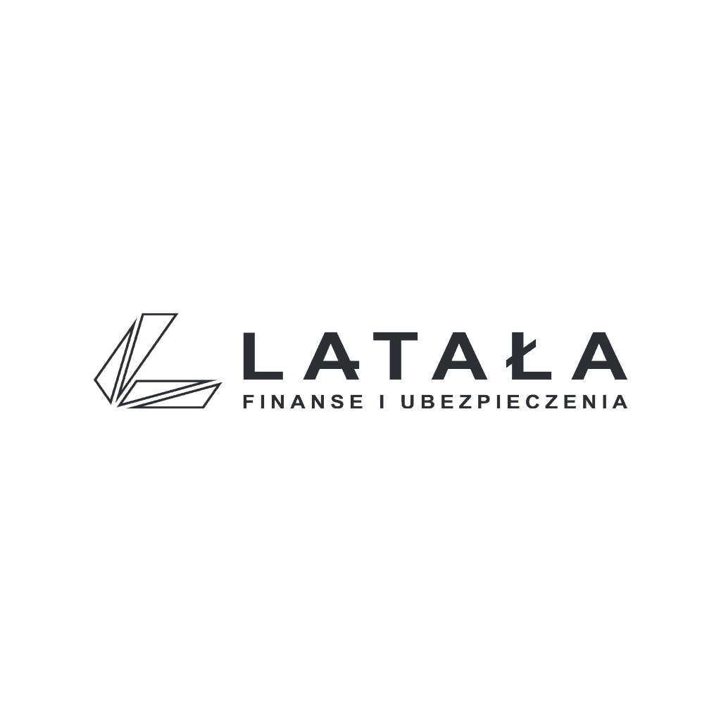 Projekt logo pośrednictwo finansowe